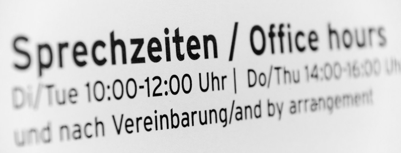 Kontaktinformationen des Deutschkollegs Stuttgart